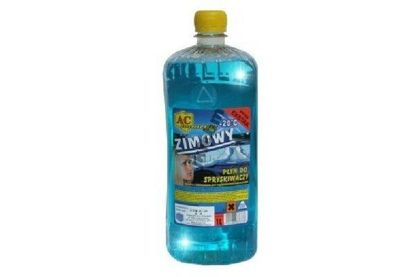 Tekućina za pranje stakla (zimska) 1 L bez metanola