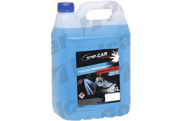 Tekućina za pranje stakla (zimska) 5 L