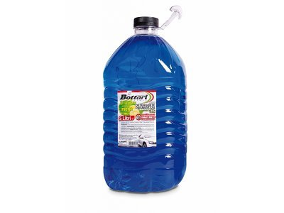 Tekućina za vjetrobransko staklo (ljetna) Bottari, 5L