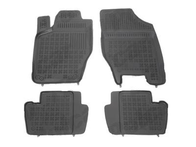 Tepih za auto Citroen C4 04-08, oblika za aparat za gašenje požara