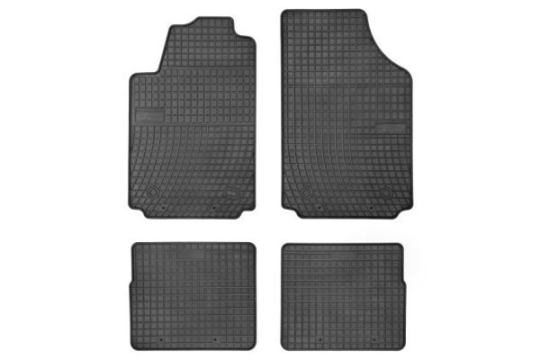 Tepih za auto (gumeni) Audi A2 00-05