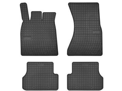 Tepih za auto (gumeni) Audi A7 10-14