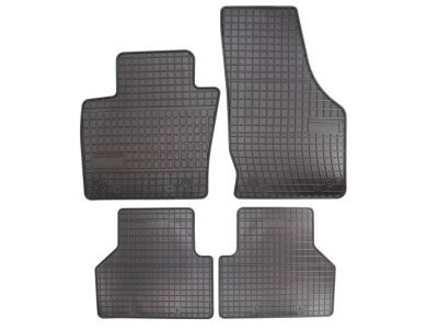 Tepih za auto (gumeni) Audi Q3 11-