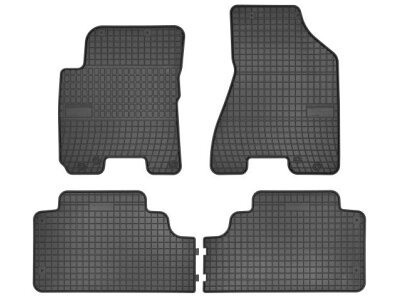 Tepih za auto (gumeni) Hyundai Tucson, Kia Sportage 04-10