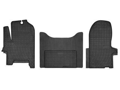 Tepih za auto (gumeni) Iveco Daily 00-06