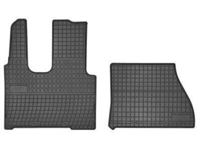 Tepih za auto (gumeni) Mercedes-Benz Actros 08- (2 komada)