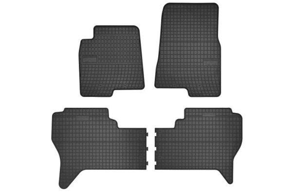 Tepih za auto (gumeni) Mitsubishi Pajero 00-06