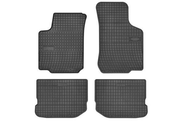 Tepih za auto (gumeni) MMT A040 0012 - Volkswagen, Škoda, Seat