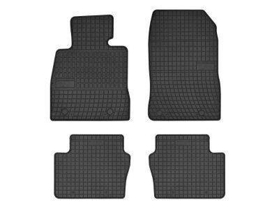 Tepih za auto (gumeni) MMT A040 547167 - Mazda 2 14-