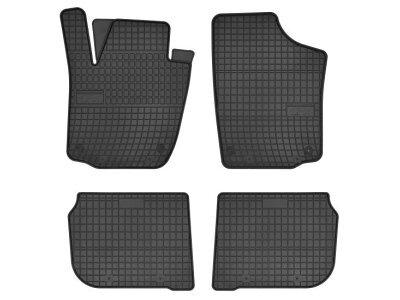 Tepih za auto (gumeni) Seat, Škoda 12-