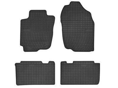 Tepih za auto (gumeni) Toyota Rav4 12-