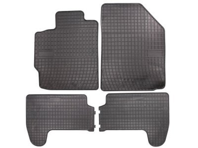 Tepih za auto (gumeni) Toyota Yaris 06-11 (hatchback)