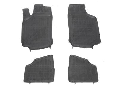 Tepih za auto Opel Combo 00-10, elastomer