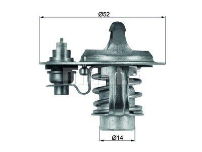 Termostat TX7688D Mazda MX5 90-05