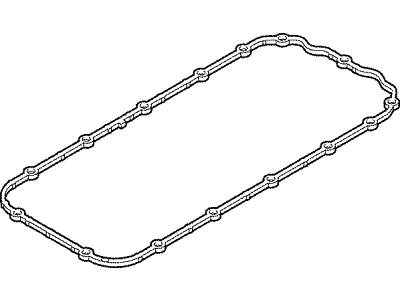 Tesnilo kadi za olje Opel Zafira 99-05, guma
