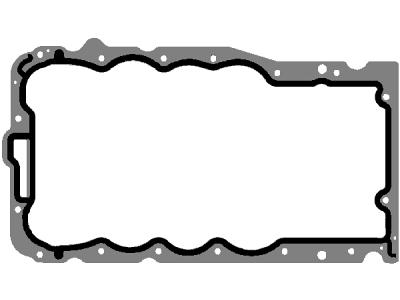 Tesnilo oljnega korita 127.760 - Opel Agila 00-07