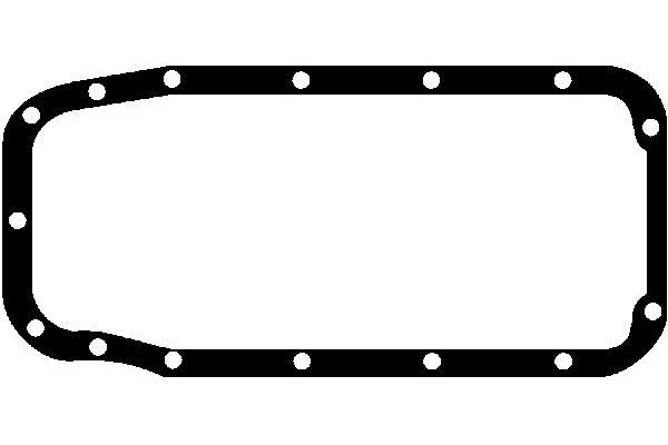 Tesnilo oljnega korita 71-12996-10- Opel Corsa 83-00