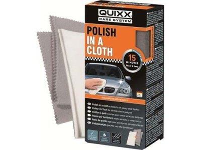 Tkanina za poliranje Quixx (129310)