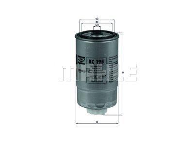 Treibstoff-Filter 101251 - Citroen, Fiat, Peugeot