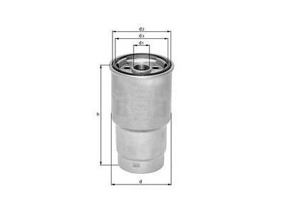 Treibstoff-Filter 103007 - Mazda, Toyota