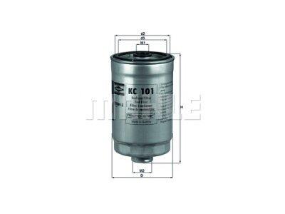 Treibstoff-Filter 103008 - Hyundai, Kia