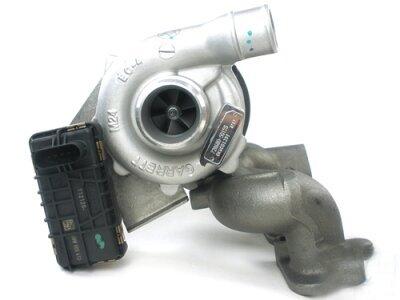 Turbo Punjač TBS0028 - Jaguar X-Type 03-09