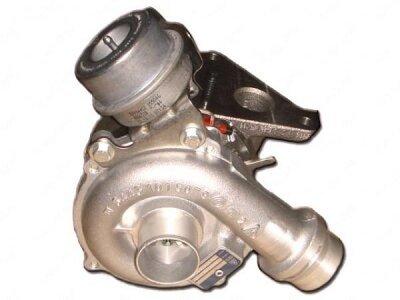 Turbo Punjač TBS0037 - Renault Modus 07-