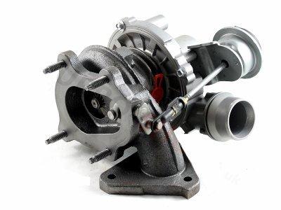 Turbo punjač TBS0132 - Nissan Interstar 06-