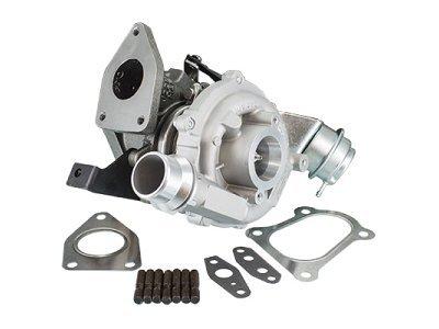 Turbo Punjač TBS0134 - Nissan NCV400 11-