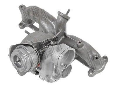 Turbopolnilnik TBS0004 - Audi A3 00-03