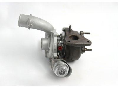 Turbopolnilnik TBS0129 - Opel Movano 00-