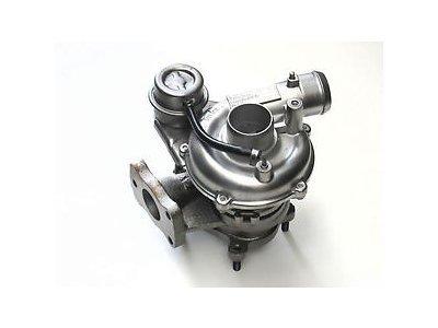 Turbopolnilnik TBS0168 - Peugeot 206/206+ 99-