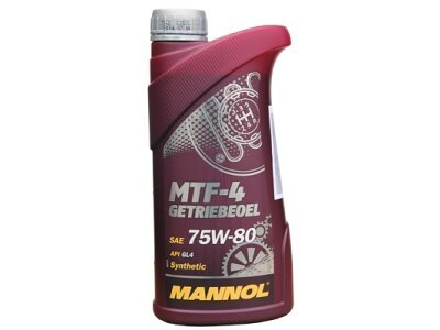 Ulje menjača Mannol, 75W80