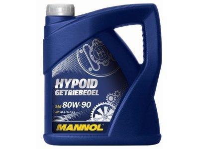 Ulje menjača Mannol HIPENOL GTL 90, 4 L (MN8106-1A)