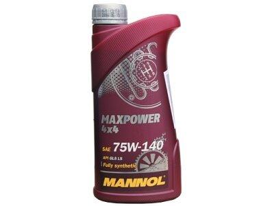 Ulje mjenjača Mannol, 75W140