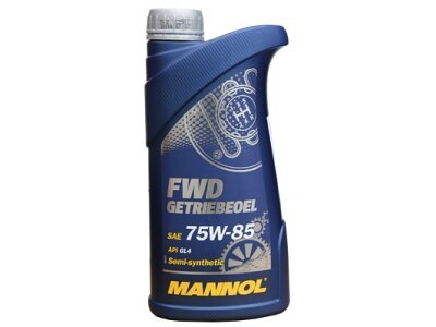 Ulje mjenjača Mannol, 75W85