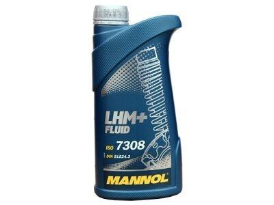 Ulje mjenjača Mannol, LHM +FLUID