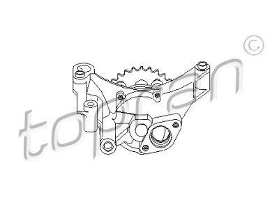 Uljna pumpa Audi TT 98-06