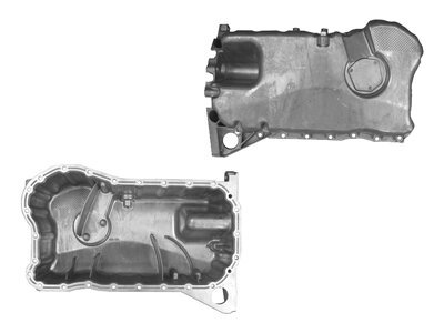 Uljno korito Volkswagen Sharan 00-03