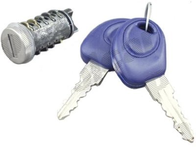 Uložak brave Fiat Brava/Bravo 95- + ključevi