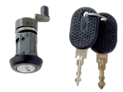 Uložak brave Fiat Uno 89- + ključevi