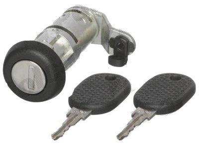 Uložak brave (prednji) Fiat 500 07- + ključevi