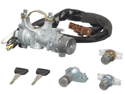 Uložak brave (set) Honda Accord 92-93 USA