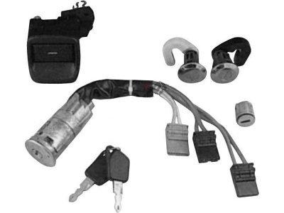 Uložak brave (set) Peugeot 306 93-01 HB