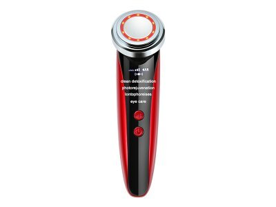 Ultrasonični uređaj za čiščenje lica sa lampicom
