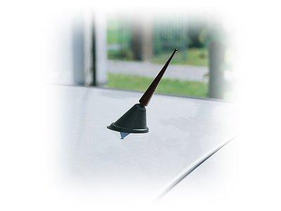 Univerzalna aluminijasta antena, protikorozijska zaščita, 9 cm
