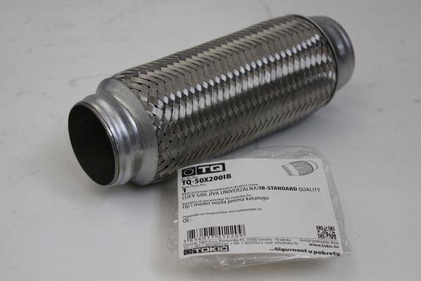 Univerzalna fleksibilna cev 50X200 mm
