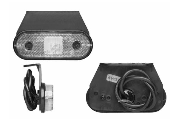 Univerzalna signalna luč LED