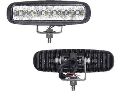 Univerzalna vzvratna luč 6x LED (+ delovna luč)