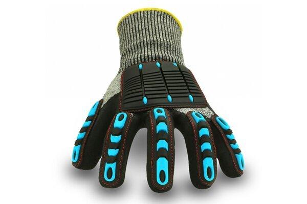 Univerzalne radne rukavice sa zaštiom od udara